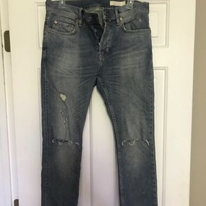 All Saints Cigarette Jeans